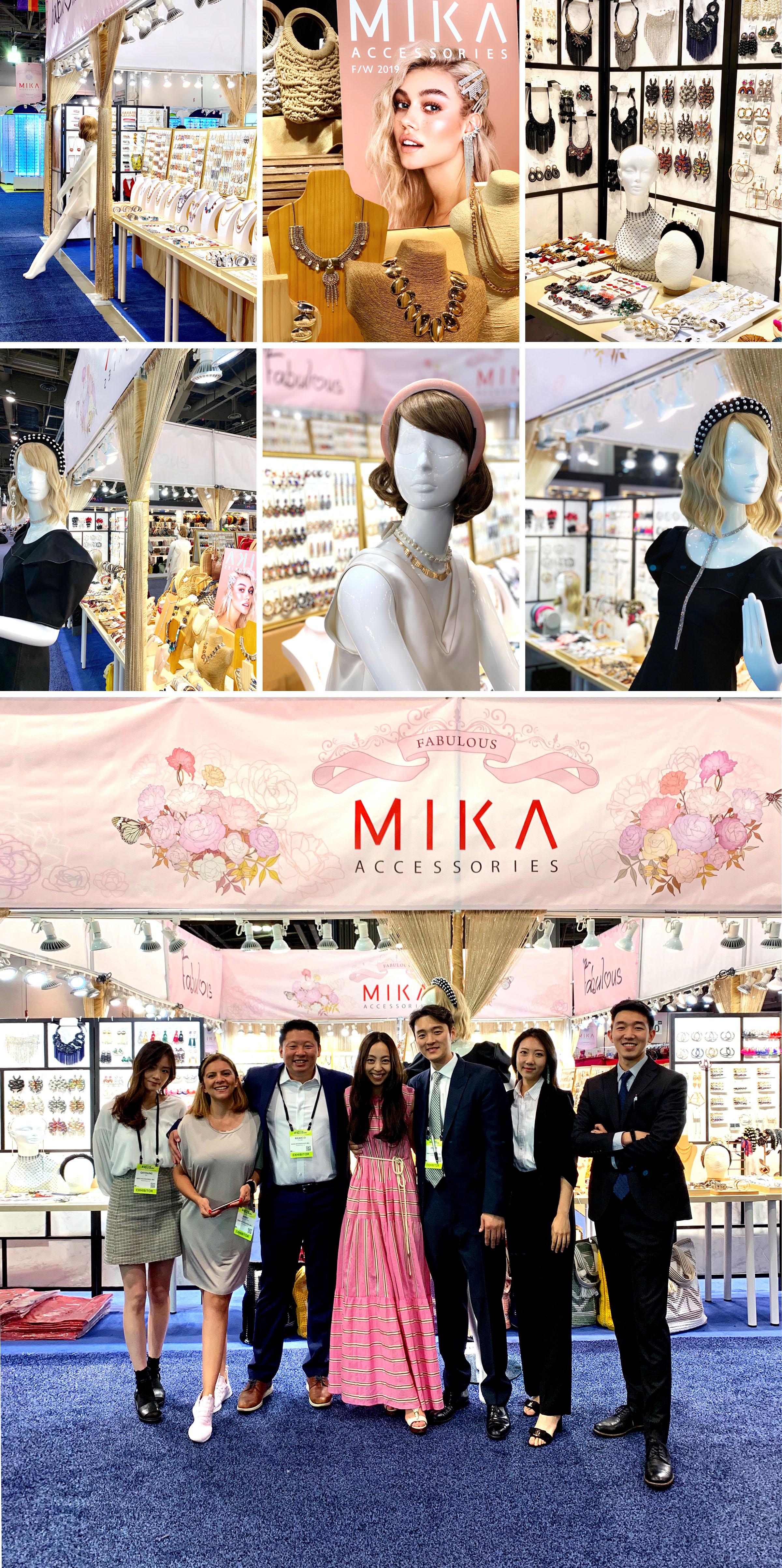 MIKA ASD MARKET WEEK AUGUST 2019 SHOW