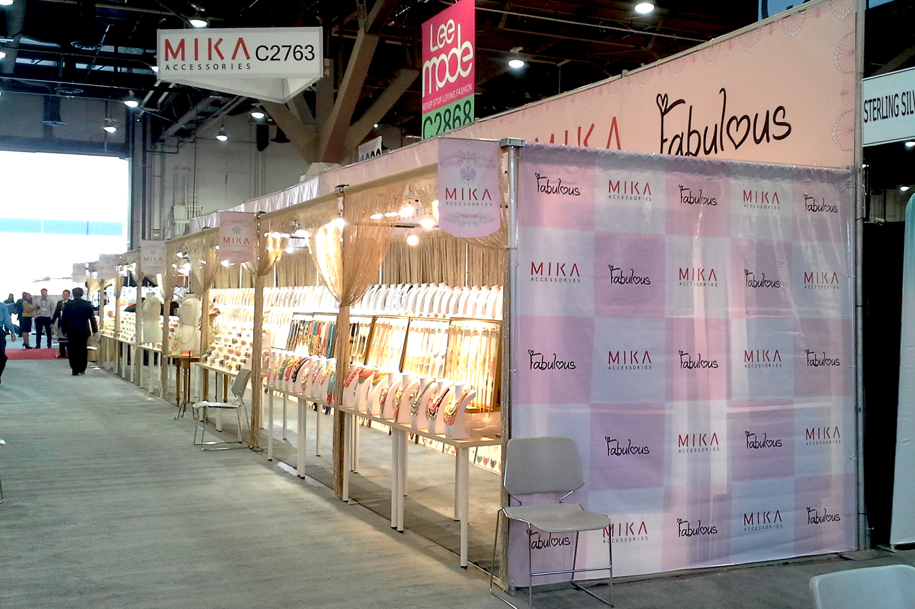 ASD SHOW MARCH 2015 MIKA ACCESSORIES