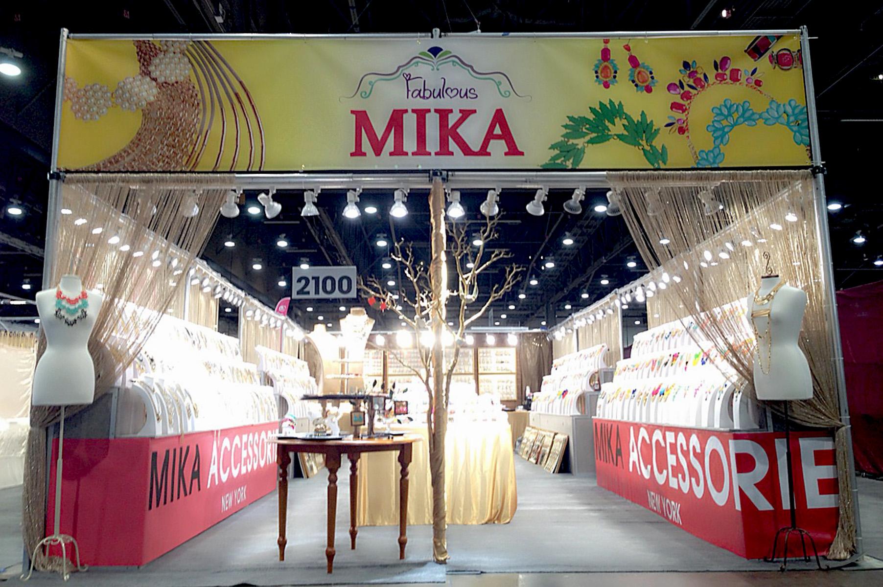 ASD SHOW MARCH 2014 MIKA ACCESSORIES
